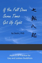 If You Fall Down Seven Times Get Up Eight: Aspects of Practice for Gay and Lesbian Buddhists by Deshi